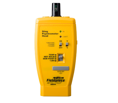 DIGITAL PSYCHROMETER - Tristate Filter & HVAC Supplies, Inc.
