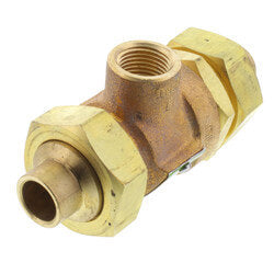 "BACKFLOW PREVENTER 1/2"" IPS LF"