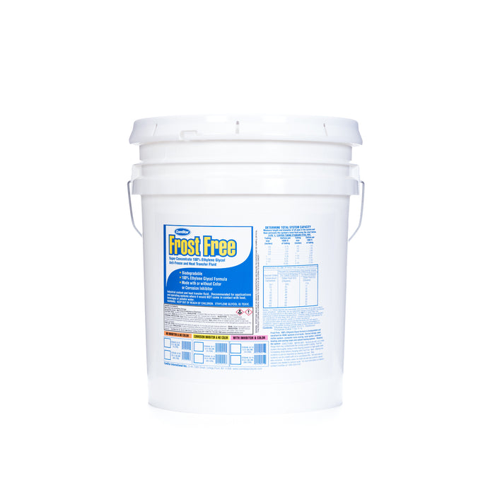 GLYCOL, ETHYLENE PURE 5 GALLON PL - Tristate Filter & HVAC Supplies, Inc.