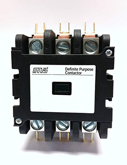 61433 CONTACTOR, 30A 3PL 277V - Tristate Filter & HVAC Supplies, Inc.