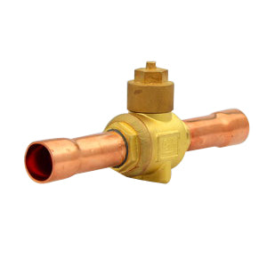 "BALL VALVE, 1/2"" OD W/ ST - Tristate Filter & HVAC Supplies, Inc."