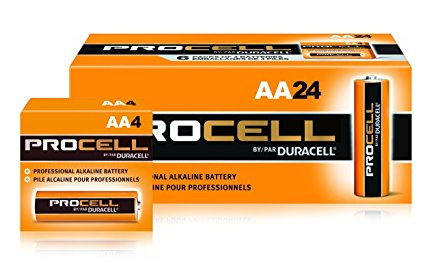 DURACELL PROCELL AA BATT 24PK - Tristate Filter & HVAC Supplies, Inc.