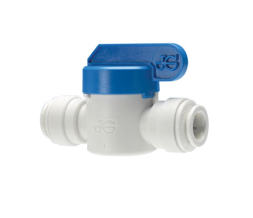"1/4"" POLY SHUT-OFF VALVE 10PK - Tristate Filter & HVAC Supplies, Inc."