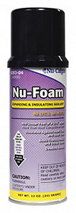 NU-FOAM EXP SEALANT 9 OZ