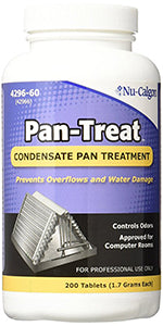 PAN-TREAT CONDENSATE TABLETS 12X1 - Tristate Filter & HVAC Supplies, Inc.