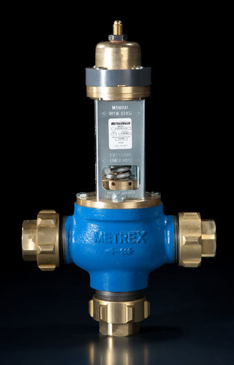 "1"" 3 WAY H20 VALVE, HI REF PRESSURE - Tristate Filter & HVAC Supplies, Inc."