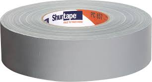 "PREM GRADE DUCT TAPE 2"" X 60YD - Tristate Filter & HVAC Supplies, Inc."