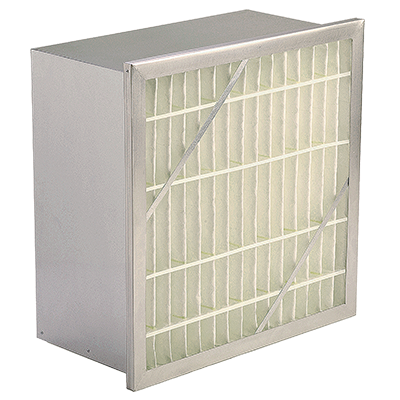 24X24X12 MERV 13 MULTI-FLO SH RIGID FILTER