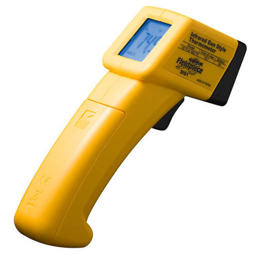IR THERMOMETER W/LASER10-1