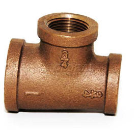 "3/4"" LF DOM TEE BRASS - Tristate Filter & HVAC Supplies, Inc."