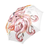 Flamingo Umbrella by DeCasa©