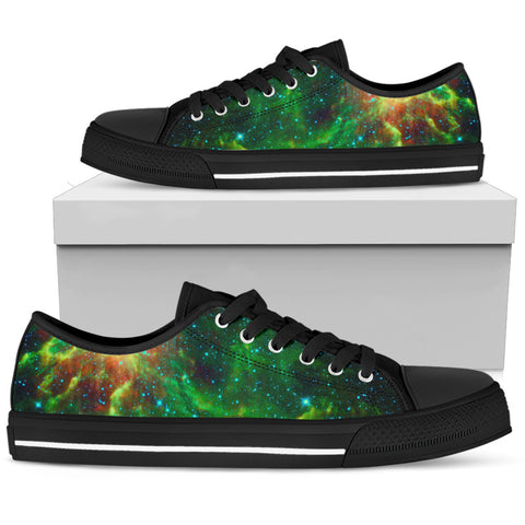 Women's Sneakers - Space Anomaly