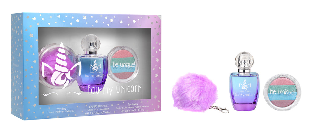 EAU MY UNICORN 3PC SET