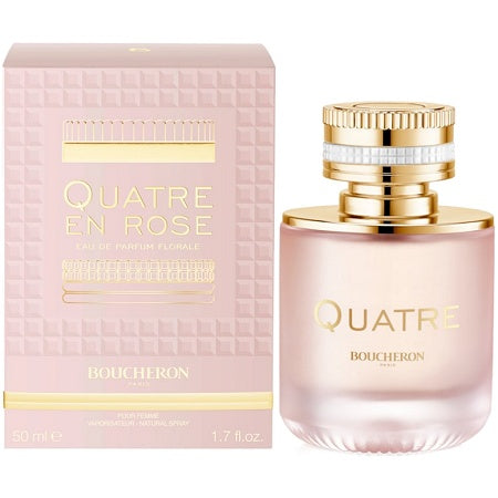 QUATRE EN ROSE EDP 50ML