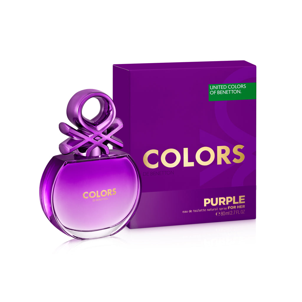COLORS PURPLE 80ML