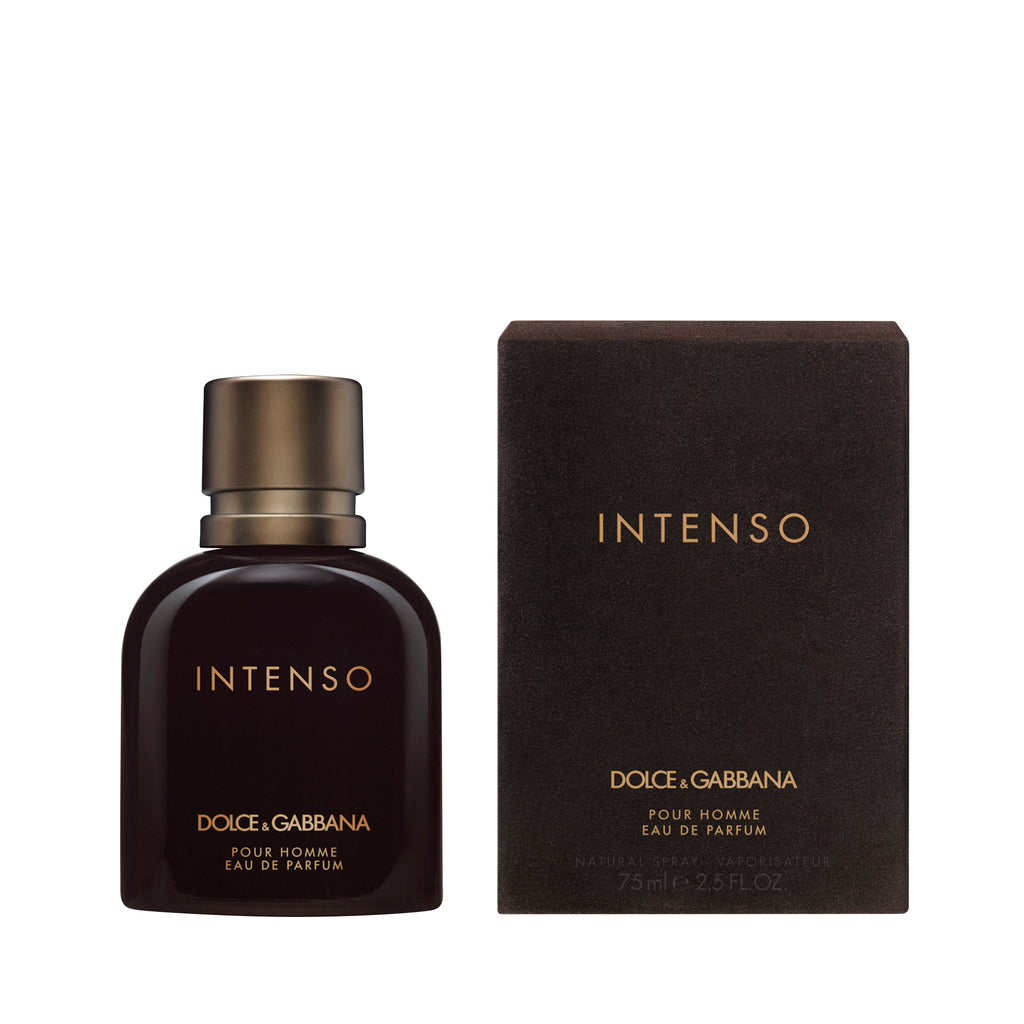 Dolce&Gabbana Intenso is pure instinct; the power of an emotion that is freely expressed. It is the force of a determined man, with a heart that is rooted in tradition, yet revels in the modern world. Dolce&Gabbana Intenso is a woody aromatic fragrance, whose profound appeal is defined by a brand new discovery in the olfactory world: the Moepel accord which has been re-created from the flowers and leaves of the Milkwood tree using Headspace technology.