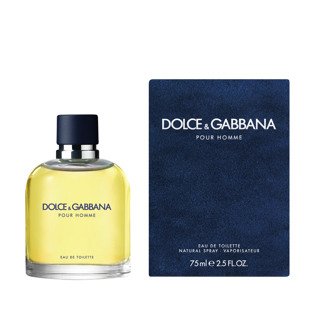 Domenico Dolce and Stefano Gabbana have dedicated their classic perfume, Dolce&Gabbana Pour Homme, to the elegance and style of the Italian man. An olfactory portrait, essential to that Mediterranean Latin lover, who is able to project into the collective imagination the iconic power of irresistible sex appeal and tenderness.