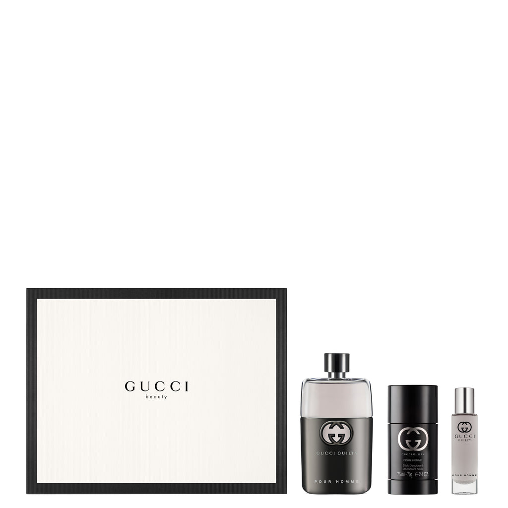 GUCCI GUILTY GIFTSET FOR HIM