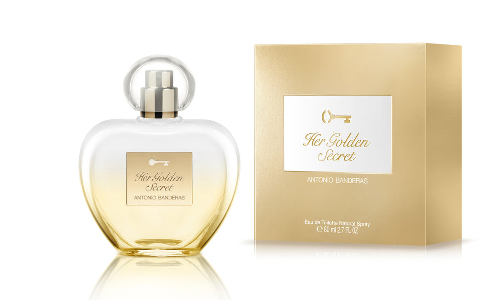 HER GOLDEN SECRET EDT 80ML