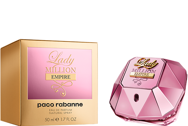 LADY MILLION EMPIRE EDP 50ML