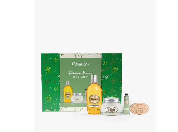 ALMOND HOLIDAY KIT
