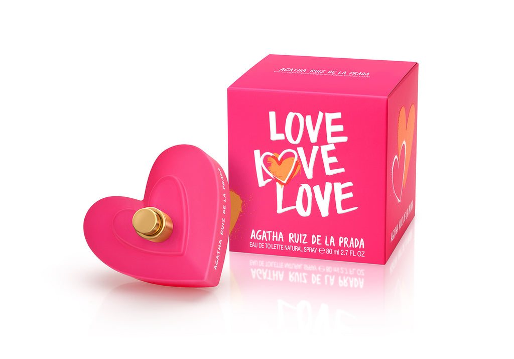 LOVE LOVE LOVE EDT 80ML