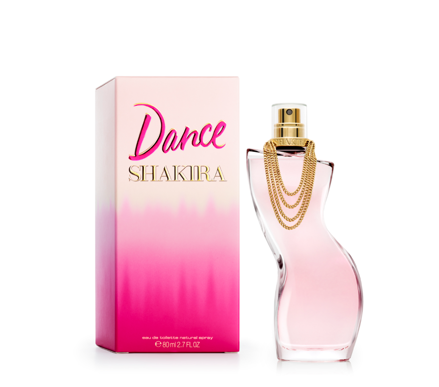 DANCE SHAKIRA EDT 80ML