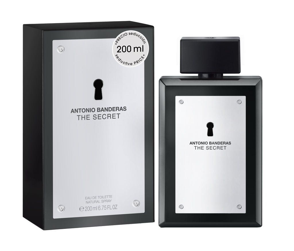 THE SECRET EDT 200ML