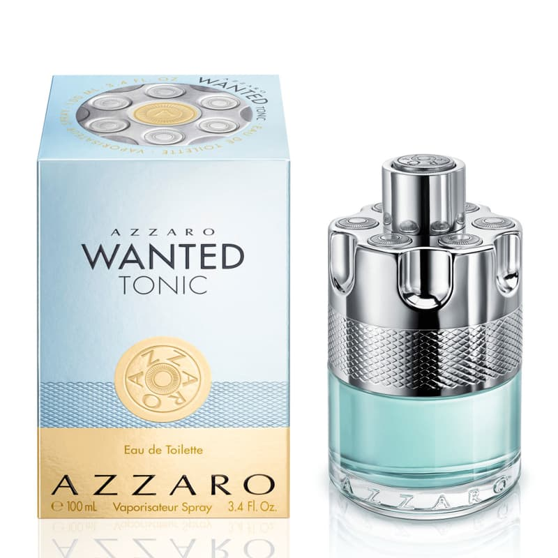 WANTED MAN TONIC EDT 100ML