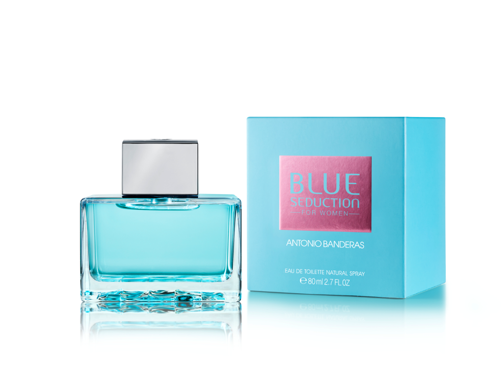 BLUE SEDUCTION HER EDT 80ML