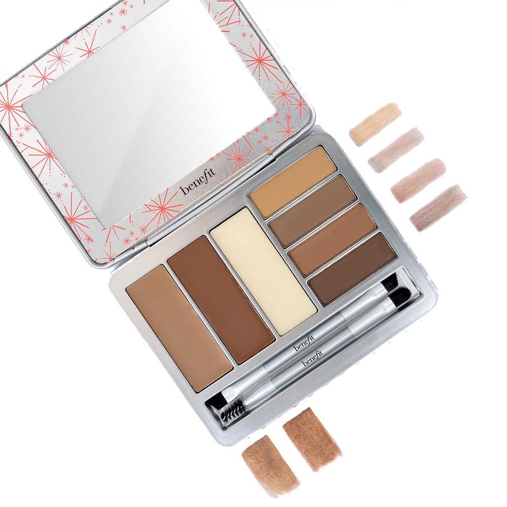BROW ZING PRO PALETTE LGHT-MED