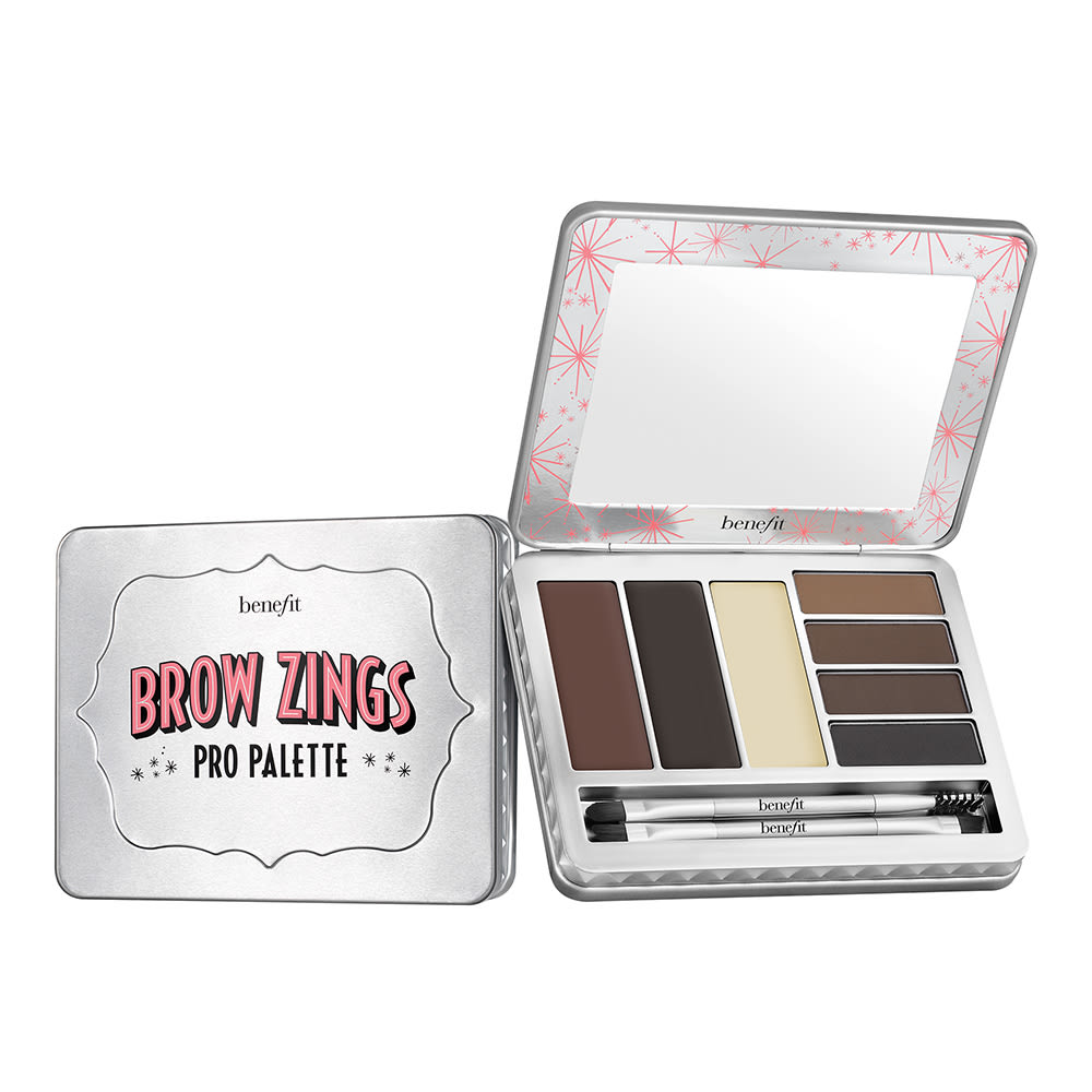 BROW ZING PRO PALETTE MED-DEEP