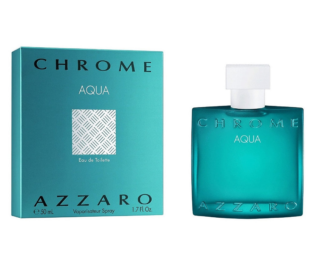 CHROME AQUA EDT 50ML