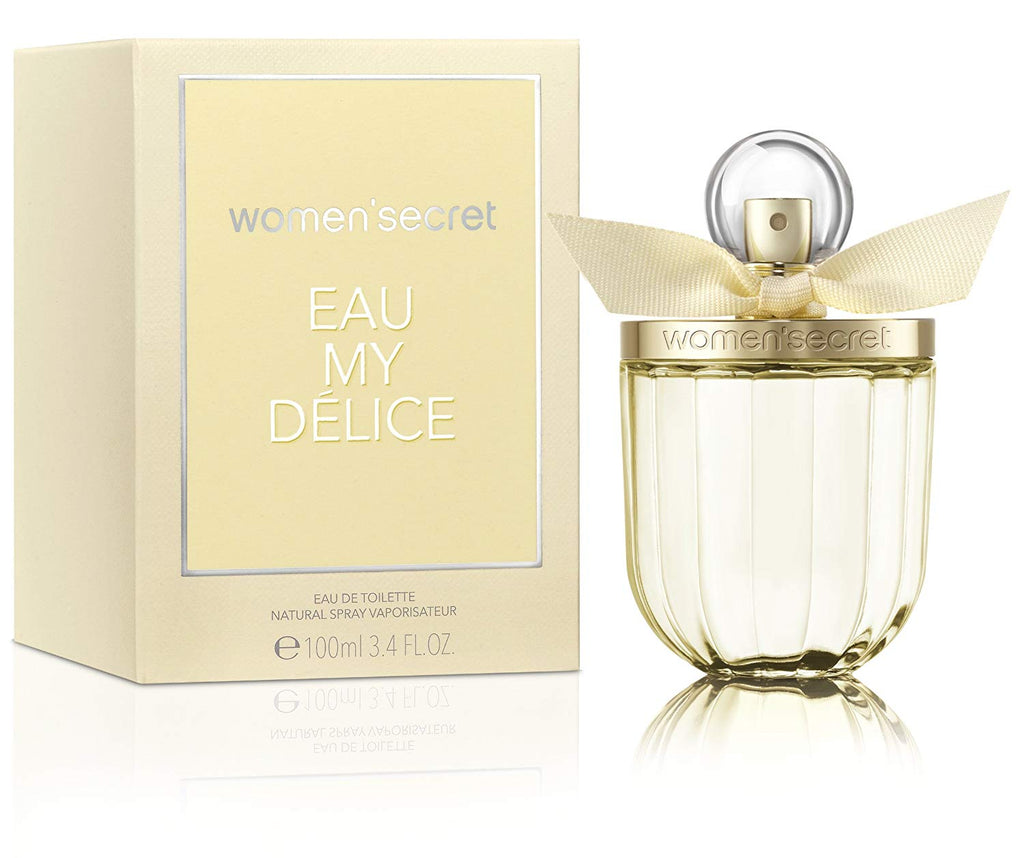 WS EAU MY DELICE EDT 100ML