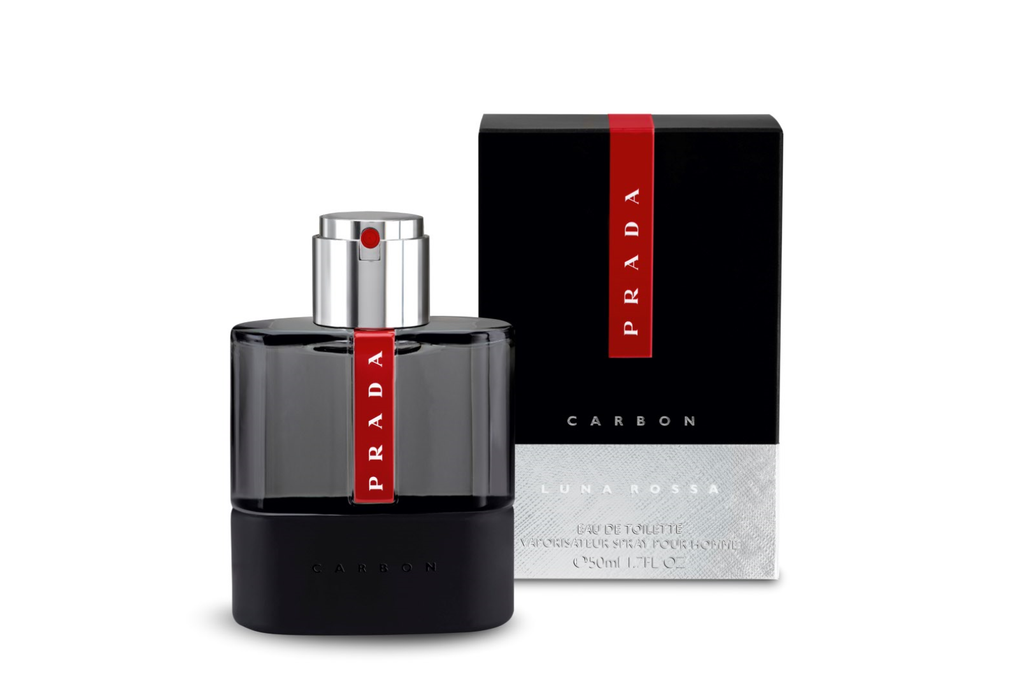 LUNA ROSSA CARBON EDT 50ML