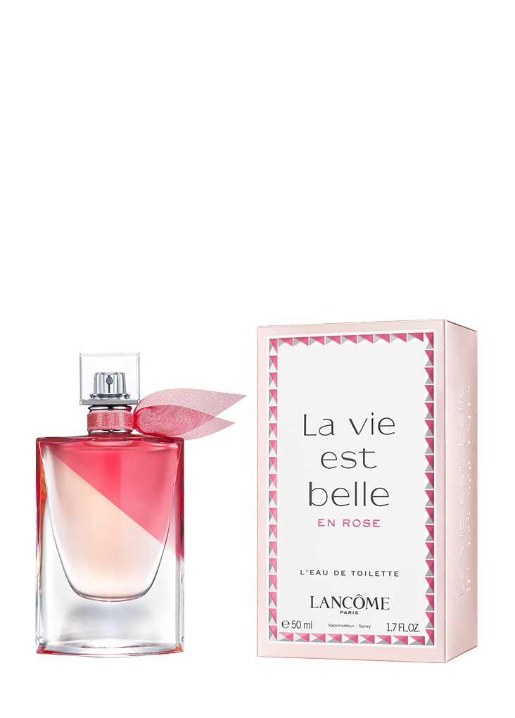 LVEB EN ROSE EDT 50ML
