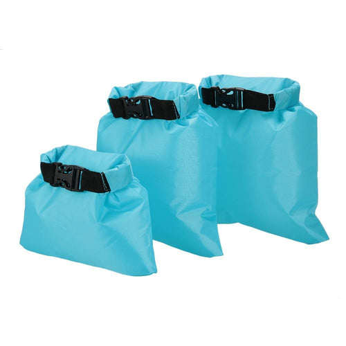 Pack of 3 Waterproof Dry Bags Ultralight 1L+2L+3L-Dollar Backpackers-Dollar Backpacker