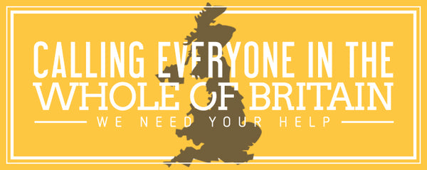 Victoria Eggs Guide to the UK - Britain Needs You