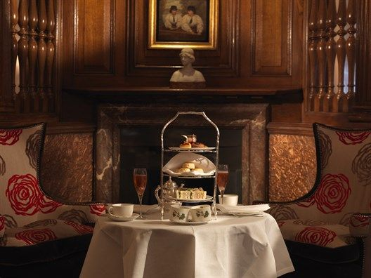 Afternoon Tea_Browns Hotel London