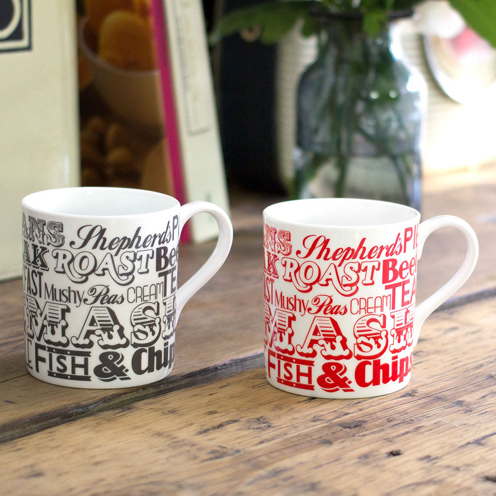English-Dinner-Mugs-Red-and-Charcoal