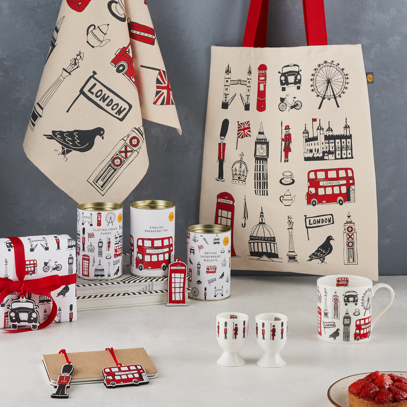 Victoria Eggs - London Illustrator and Designer of Gifts London Collection
