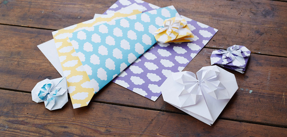 Diy gifts filled with love for her victoria eggs origami hearts solutioingenieria Images