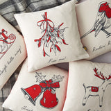 Mistletoe Cushion