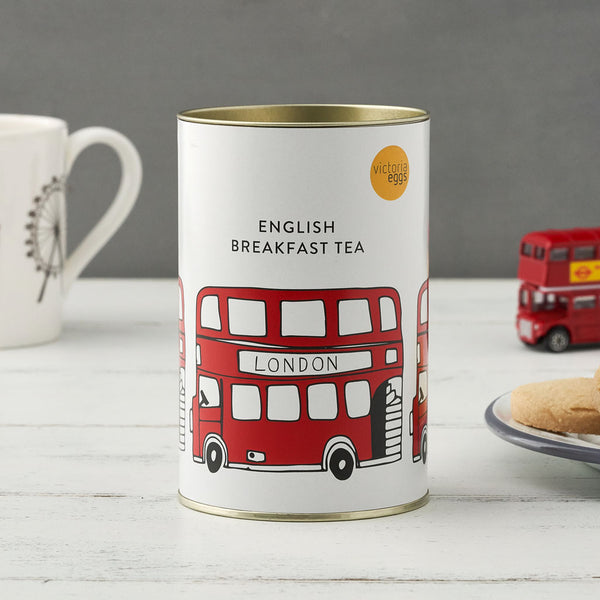 London Tea, Biscuits and Fudge GIFT SET
