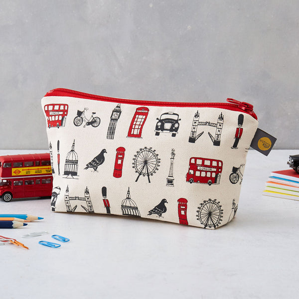 London Icons Pencil Case