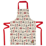 London Icons childrens apron