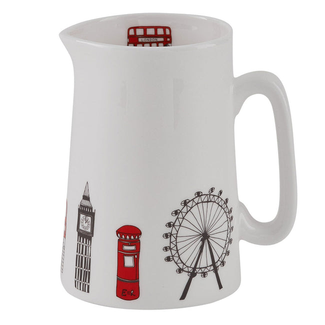 London Skyline Half Pint Jug