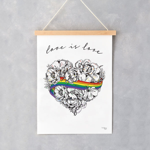 Love is Love Prints