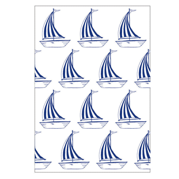 Sailing Boats Greeting Card