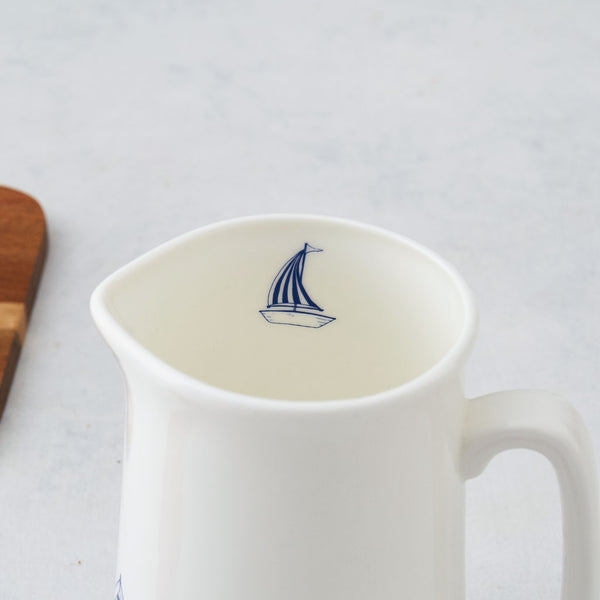 Nautical Half Pint Jug